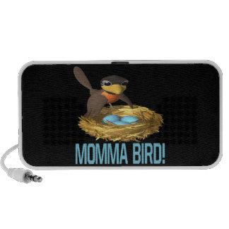 Pájaro 6 de Momma Mini Altavoces