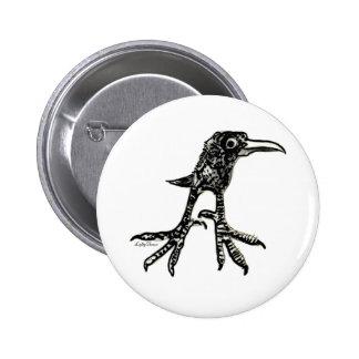 Pájaro adolescente pin