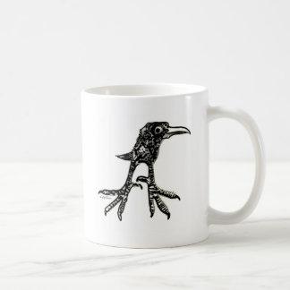 Pájaro adolescente taza