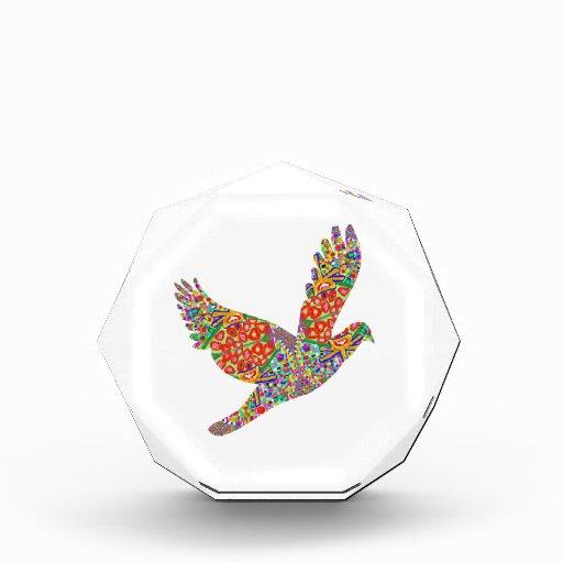 Pájaro afortunado del ÁNGEL - REGALO perfecto de G