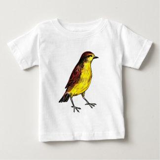 Pájaro amarillo poleras