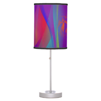 Pájaro atractivo lámpara de mesa