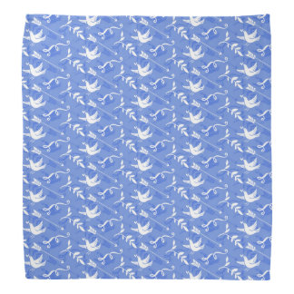 Pájaro azul de la felicidad/de los pájaros azules bandana
