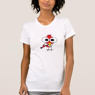 Pájaro cardinal AB que juega la camisa del dibujo