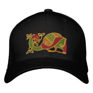Pájaro céltico gorra de beisbol