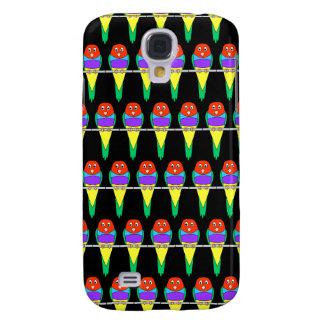 Pájaro colorido Pern. Pinzón de Gouldian Funda Samsung S4