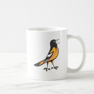 Pájaro de Baltimore Oriole Taza