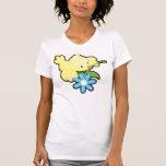 pájaro de bebé camisetas