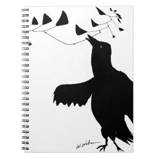 Pájaro de Calder Cuadernos