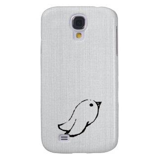 Pájaro de Emo Funda Para Galaxy S4