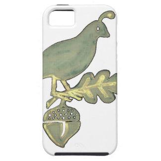 Pájaro de estado de California iPhone 5 Funda
