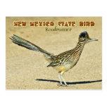 Pájaro de estado de New México: Roadrunner Postal