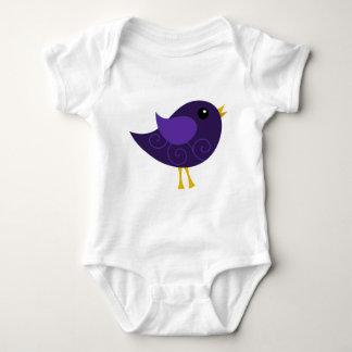 Pájaro de febrero Birthstone Camisas