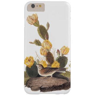 Pájaro de golpe ligero Bahía-Con alas de Audubon Funda De iPhone 6 Plus Barely There
