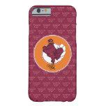 Pájaro de Hokie de la tecnología de Virginia Funda Barely There iPhone 6