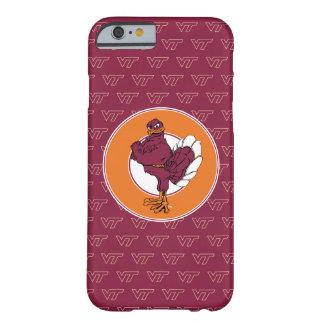 Pájaro de Hokie de la tecnología de Virginia Funda De iPhone 6 Barely There
