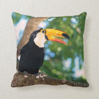 Pájaro de la almohada de Toucan