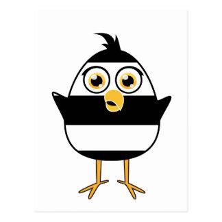 Pájaro de la cárcel postal