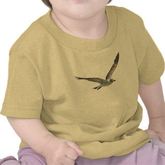 Pájaro de la gaviota camiseta