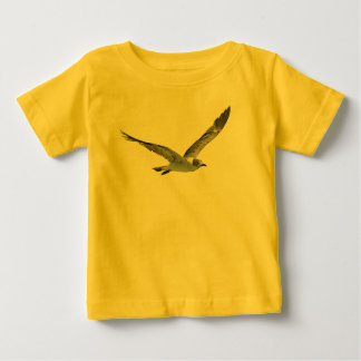 Pájaro de la gaviota playera de bebé