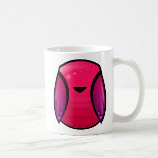 Pájaro de la joya taza de café