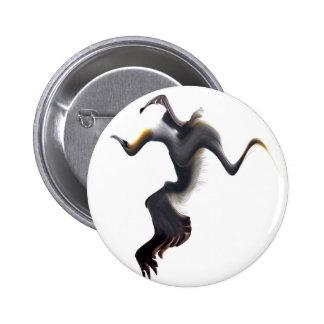 Pájaro de mar Gannets-Abstracto Pin
