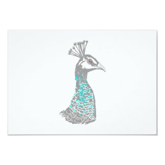 Pájaro de Peahen Anuncios Personalizados
