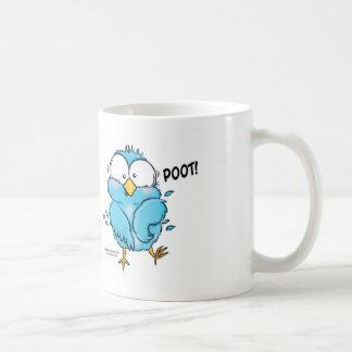 ¡Pájaro de Poot! Taza