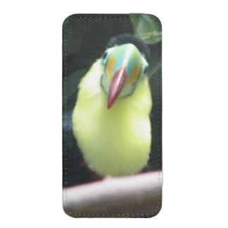 Pájaro de Toucan Bolsillo Para iPhone