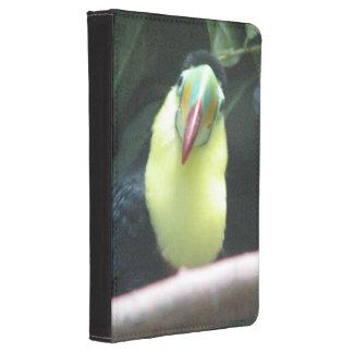 Pájaro de Toucan Funda Para Kindle Touch