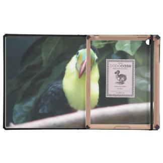 Pájaro de Toucan iPad Coberturas