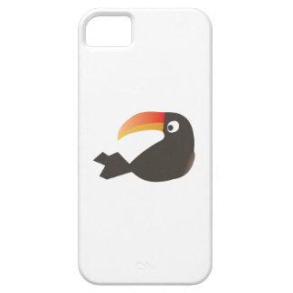 Pájaro de Toucan iPhone 5 Funda