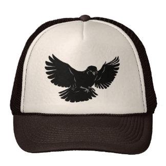Pájaro de vuelo gorro de camionero