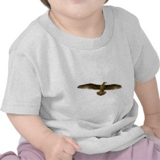 Pájaro de vuelo camiseta