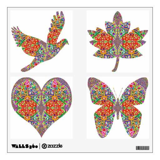 Pájaro del ángel ART101, MapleLeaf, mariposa del c