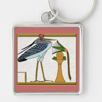 pájaro del bennu llavero personalizado