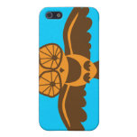 ¡Pájaro del búho de PITIDO del PITIDO lindo! iPhone 5 Fundas