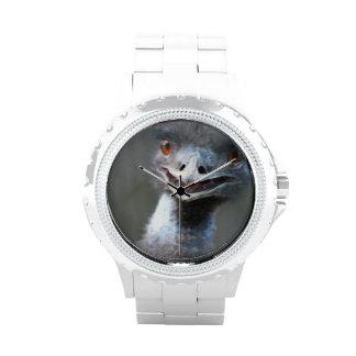 Pájaro del Emu Relojes