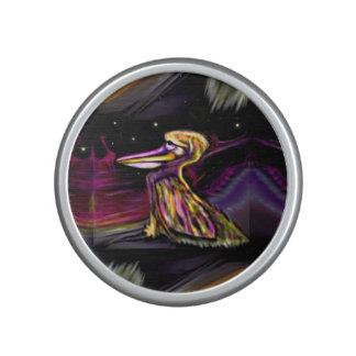 Pájaro del espacio altavoz