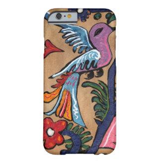 Pájaro del Latino-ness Funda De iPhone 6 Barely There
