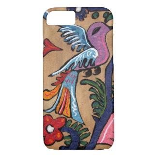 Pájaro del Latino-ness Funda iPhone 7