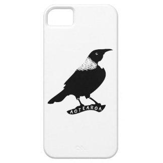 Pájaro del natural de Tui el | Nueva Zelanda iPhone 5 Cobertura