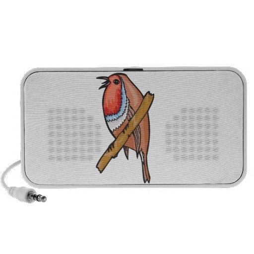 pájaro del rosefinch iPhone altavoz