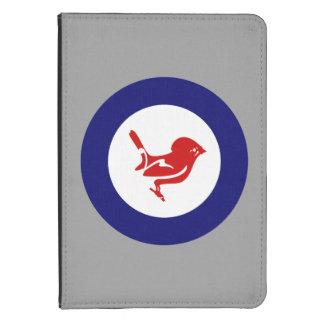Pájaro del roundel el | Nueva Zelanda de Tomtit Funda De Kindle 4