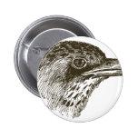 Pájaro del vintage pins