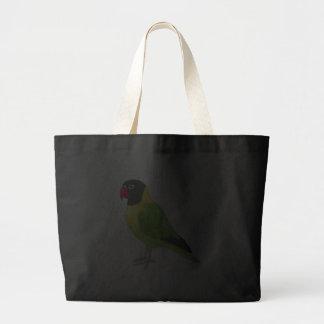 Pájaro exótico bolsa de mano