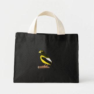 Pájaro exótico bolsa