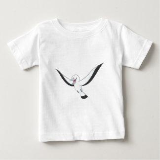 Pájaro feliz del albatros polera