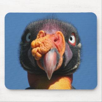Pájaro feo Mousepad de rey buitre Alfombrillas De Ratón