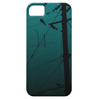 pájaro funda para iPhone 5 barely there